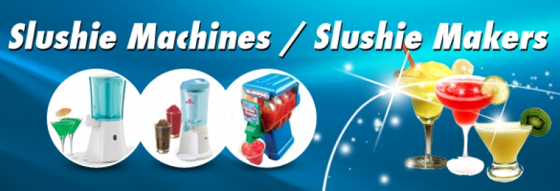 Slushie Machines