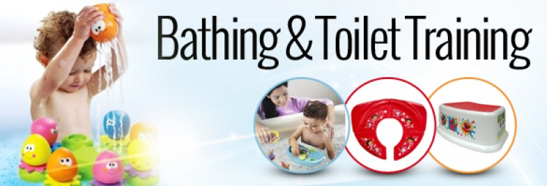 Bathing & Toilet Training