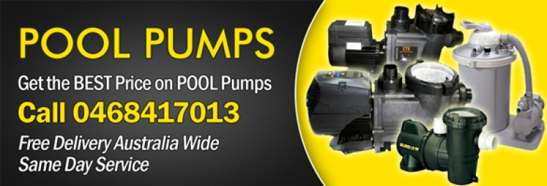 Pool Pumps Special Pricing