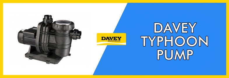 Davey Typhoon Pump