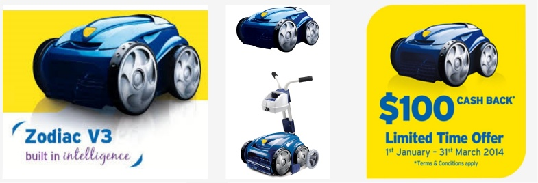 Zodiac Robotic Cleaners