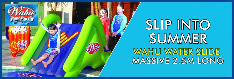 Wahu Pool Slide
