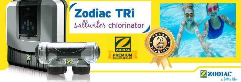 Zodiac Tri Series Chlorinator