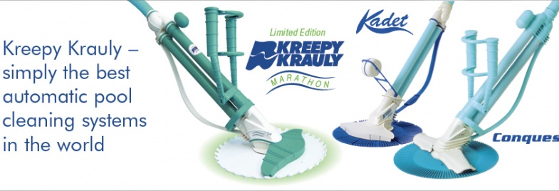 Kreepy Krauly Cleaners