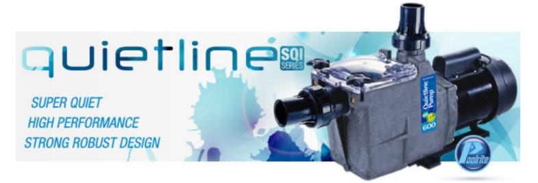 Poolrite Quietline SQI Series