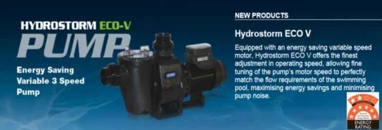 WaterCo Hydrostorm Pumps