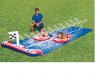 Bestway Race N Slide, Rally Pro Slippery Slide, Double Slip n Slide, 488cm