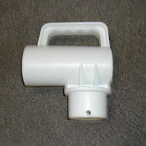 Barrel with Handle For Abgal Pool Cover Roller HRA5000