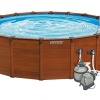 Intex Sequoia Spirit Wood Frame Pool Set 478 x 124cm product image
