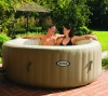 Intex PureSpa Bubble Therapy Spa, 4 Seater