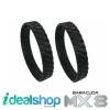 Genuine Zodiac Baracuda MX8 Pool Cleaner Tyre Tracks, 2 Pack! High Quality!