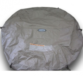 Spa Cover for Intex Pure Spa 4 Person, 77 Inch Portable Spa