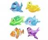 Bestway Novelty Toys for Pool & Bath x 6