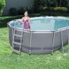 Bestway 4.88 x 3.05 x 1.07m Power Steel Oval Pool Set product image