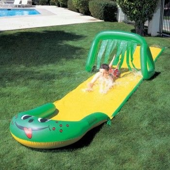 Octopus Water Slide by Bestway, Slip and Slide