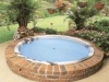 Spa Foam Cover 10mm Thick 2.4X2.4M Blue
