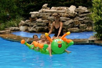 Waterpillar, Caterpillar Pool Toy