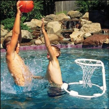 Pro Action Pool Basketball Game by Aquafun