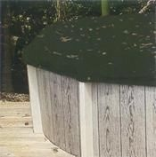 Leafstop Above Ground Pool Cover 6x4 Oval