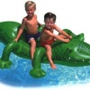 Giant Gator Ride-On, Alligator Pool Toy product image