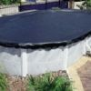 Leafstop Above Ground Pool Cover 6x4 Oval product image