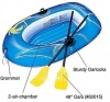 Designer Boat Set (62X40In) by Bestway, Inflatable Boat