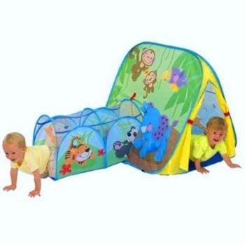 Fisher Price Pop Up and Play Combo