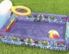 Inflatable Pool, Sunny Pool Set