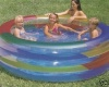 Aquafun Rainbow Crystal Pool, 196cm x 53cm