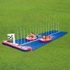 Dash N Splash Race N Slide 16ft with Boogie Boards