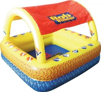 Bob The Builder Sunshade Blow Up Pool