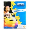Deep Blue Large Floating Inflatable Bee Ride On product image