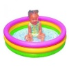 Sunset Glow 3 Ring Pool by Intex, Inflatable Pool