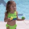 Girls 2 Piece Swim Diaper - Yellow (Large)