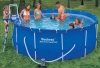 Bestway 15 x 48  Steel Pro Frame Pool with Accessories