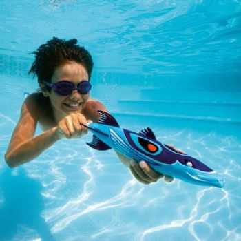Water Rocket Barracuda, by SwimWays Pool Toys