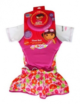 Dora The Explorer Float Suit, Age 3-4