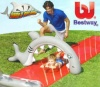 Bestway Dash N Splash Shark Bite, Slip and Slide