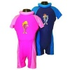 Sun Protective Float Suit, Pink Size 4-5
