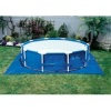 Intex Pool Ground Cloth 15.5ft for 8-15ft Pools