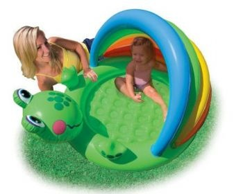 "Intex Pool Baby Frog Fun 45""x39""x27"""