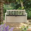 Eden Garden Bench, Storage Box product image