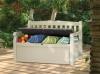 Eden Garden Bench, Storage Box