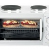 Heller 26L Oven with Dual Hotplates, Portable Oven product image