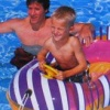 Junior Boat by Bestway - Purple, Children's Boat product image