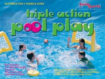 Triple Action Pool Play