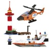 Best-Lock Coast Guard and Lighthouse 330 Pc, Construction Toys