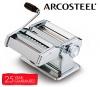 Arcosteel Stainless Steel Pasta Maker in Pasta Machines