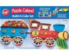 Wilton Puzzle Cake Train Set, Transportation Puzzle Cakes, Silicone Build-A-Cake Set