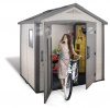 Keter Bellevue Garden Shed 8 x 6.5 ft